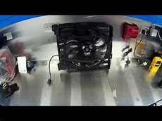 bmw e39 m5 air conditioning aux fan change diy how to guide youtube