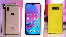 die besten handlichen smartphones 2019