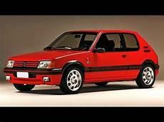 Peugeot 205 Gti 1900 Model Year 1989