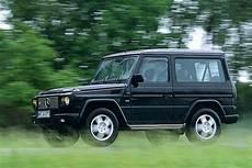 gebrauchtwagen test mercedes g klasse ab 1979 autobild de