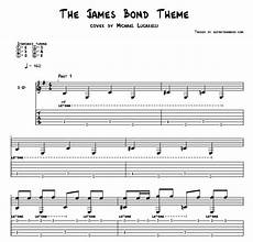 the bond theme song fingerstyle guitar tab fingerstyle guitar cover by michael lucarelli