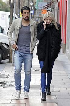 Lena Gercke And Sami Khedira Out Shopping In Madrid 29 01