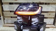 audi a5 scheinwerfer mit dynamischem blinker