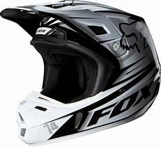 motocross helm schwarz 2014 fox racing v2 race helmet black 07108 001 motocross
