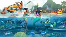 The Sims 4 Island Living Lets You Lecture Litterbugs And