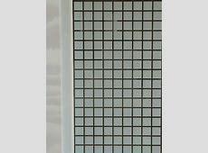 Jual sticker kaca motif kotak kotak putih kertas di lapak