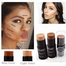 1pc selamy brand contouring new makeup waterproof