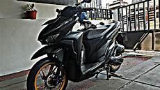 Vario 125 Modif Ringan by Lebih Elegan Modif Ringan All New Honda Vario 150
