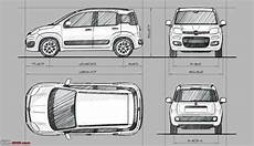 dimension fiat punto fiat panda hatchback 1 3 multijet page 2 team bhp