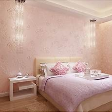 classical wallpaper floral sales mangnolia flower designs light pink color wall covering non