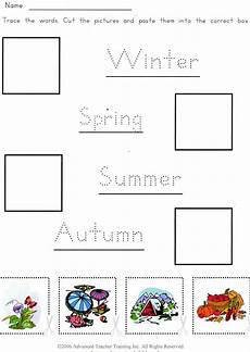 free printable worksheets on seasons kindergarten 14912 joinin speakup teachernick seasons for and work sheets