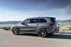 2020 Mercedes Gls Packs Mild Hybrid Power And Oodles