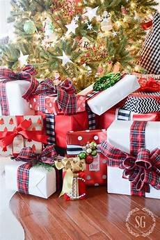 Geschenke Verpacken Weihnachten - 10 best gift wrapping tips stonegable