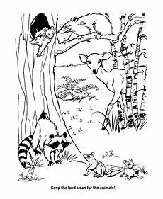 coloring pages of nature and animals 16380 earth day coloring pages protect habitats conservation earth day coloring pages