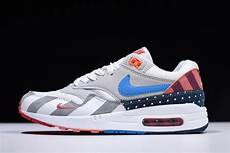 parra x nike air max 1 quot white multi quot white platinum