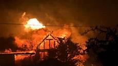 Gambar Sekitar Kebakaran Rumah Pengasas Produk Kecantikan