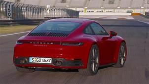 2020 Porsche 911 992 Carrera 4S First Drive  YouTube