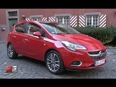 Opel Corsa 1 0 Ecotec Turbo 2015 Test Drive