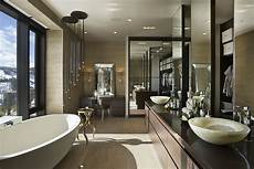 luxurious bathroom ideas luxury ski resort in montana by len cotsovolos