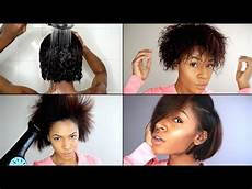 flat iron hairstyles for medium hair wash out flat iron routine for natural hair