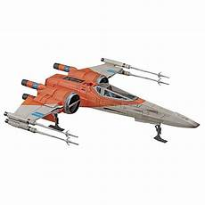 hasbro poe dameron s x wing fighter collectible wars