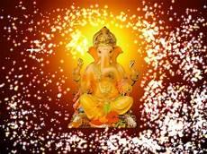 beautiful ganesha lighting wallpaper festival 2013