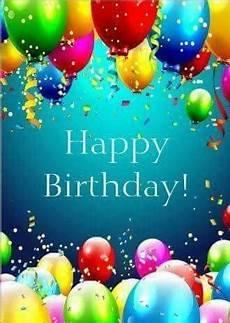 Bild Happy Birthday - happy birthday balloons happy birthday 4 fb birthday
