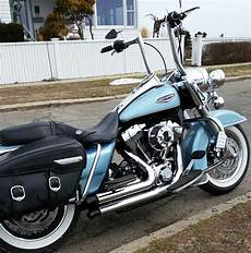 road king classic 2007 harley davidson 174 flhrc road king 174 classic suede blue