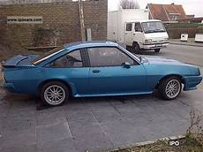 1987 Opel Manta B Gte Car Photo And Specs