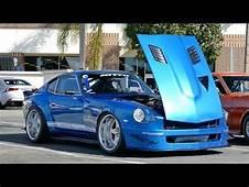 フェアレディー 240Z V6 VQ35 快速旧車 ロッキーオート  YouTube Nissan