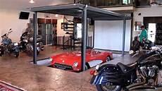 Car Elevator Garage by Mitt Romney Ordered 55 000 Phantom Park Car Elevator