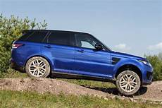 2016 land rover range rover sport svr drive review