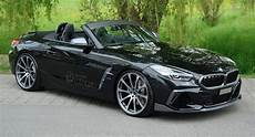 bmw z4 tuning dahler calls dibs on new bmw z4 with 402hp tune carscoops