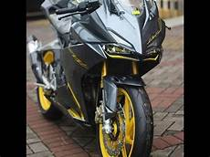 Cbr250rr Modif by Cbr250rr Modif Simple Exhaust Prospeed System