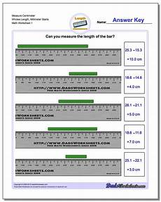 measurement worksheets millimeters and centimeters 1374 metric measurement