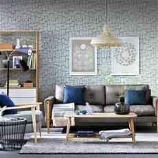 Geometric Wallpaper Living Room Uk