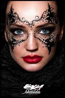 Via Make Up Magazine Romania Makeup Mask Masquerade