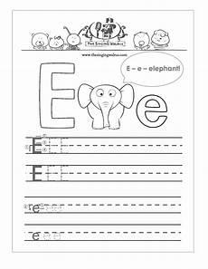 letter e worksheets 24106 free handwriting worksheets for the alphabet