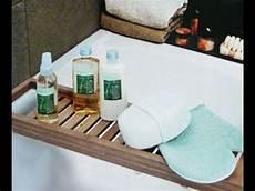 Bambus Bad Ablage M 246 Bel Deko Wellness Ideen Und Trends