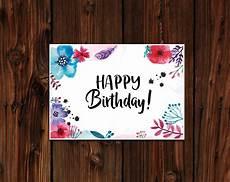 geburtstagskarte postkarte happy birthday birthday post