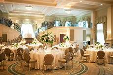 elegant cream and gold country club reception elizabeth
