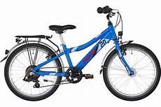 puky crusader 20 6 fahrrad alu kinder blau bei