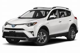 2018 Toyota RAV4 Hybrid Styles & Features Highlights