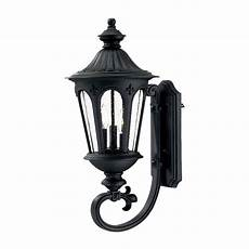 acclaim lighting marietta collection 3 light matte black
