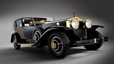 The Heritage Of Rolls Royce