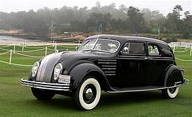 1934 Chrysler Airflow Limousine Very Rare