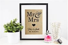 Wedding Gifts Mr And Mrs mr and mrs sign wedding gift for by chathlace on