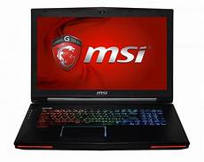 specification for gt72 2pe dominator pro laptops the