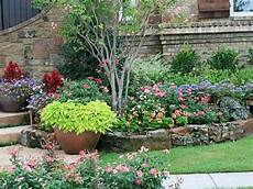 landscape flower beds tree maintenance
