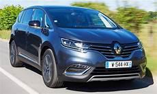 Neues Renault Espace Facelift 2017 Erste Testfahrt